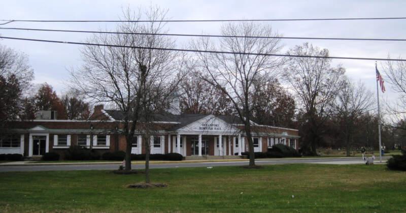Oceanportc Nj Borough Hall