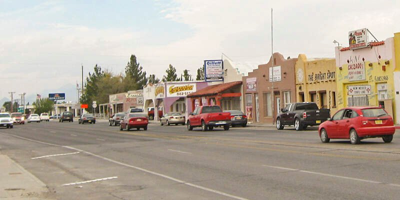 Living In Do�a Ana County, NM