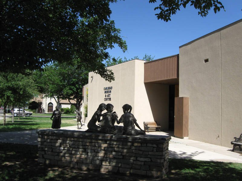 Carlsbad New Mexico Museum Art Center