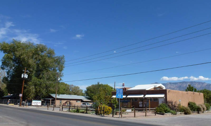 Corrales, New Mexico
