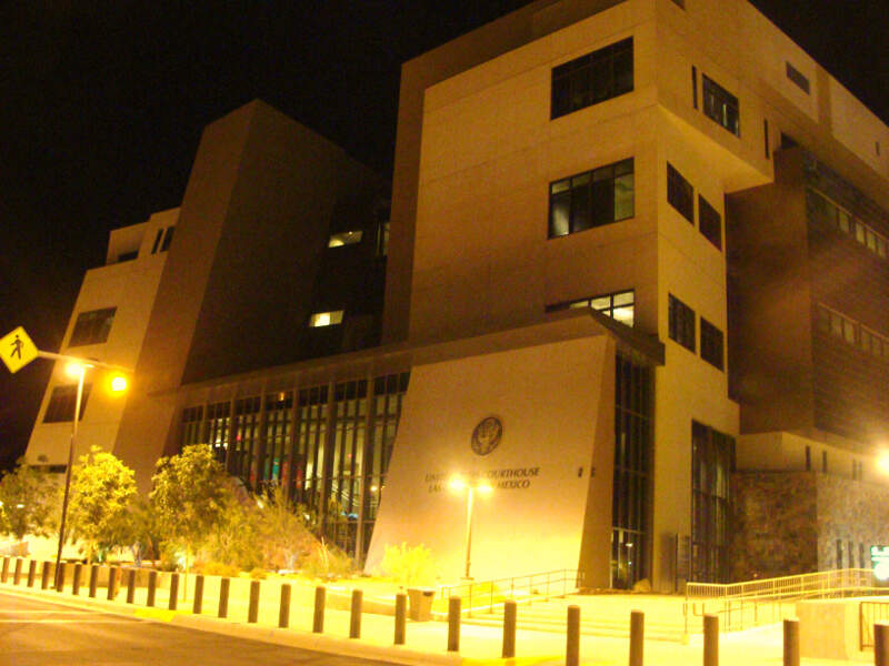 Lc Federal Courthouse Night