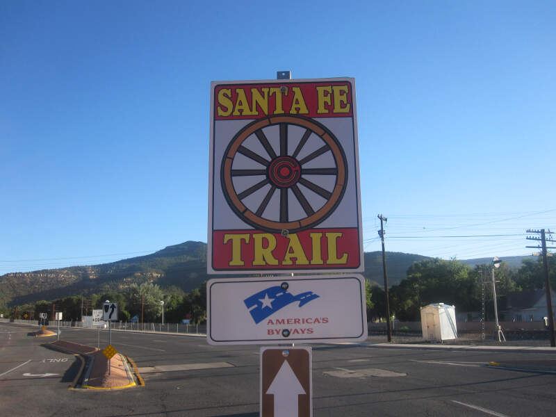 Revised Santa Fe Trail Photo Ratonc Nm Img