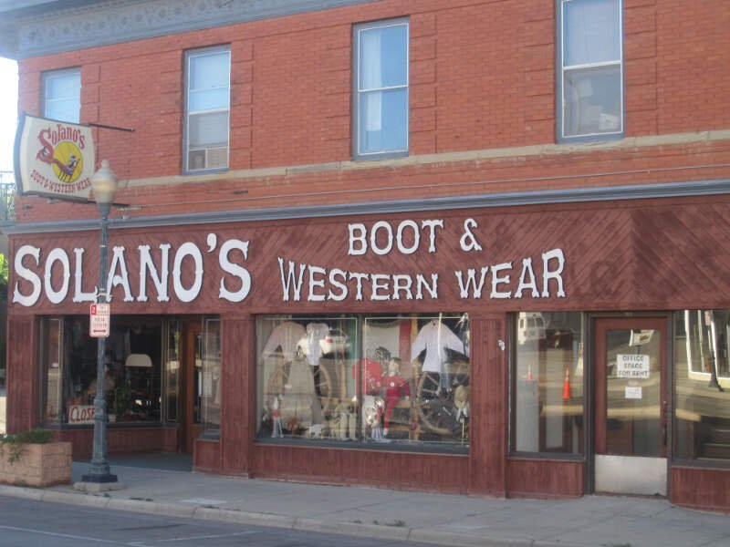 Solanos Boot  Western Wearc Ratonc Nm Img