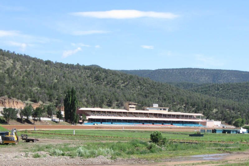 Ruidoso Downs New Mexico Racetrack And Casino