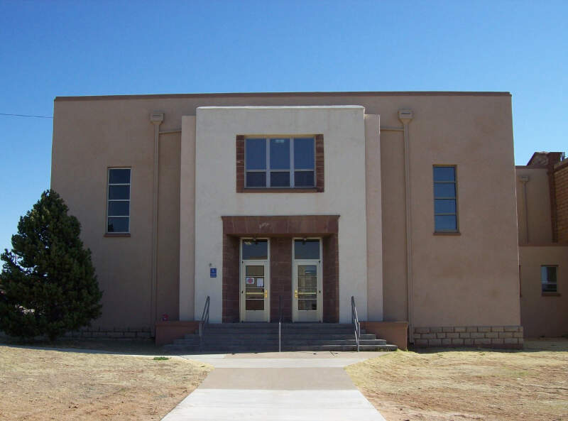 Guadalupe Courthouse New