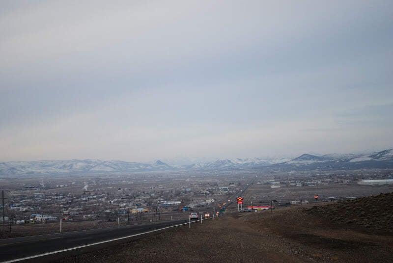 Silver Springs, Nevada
