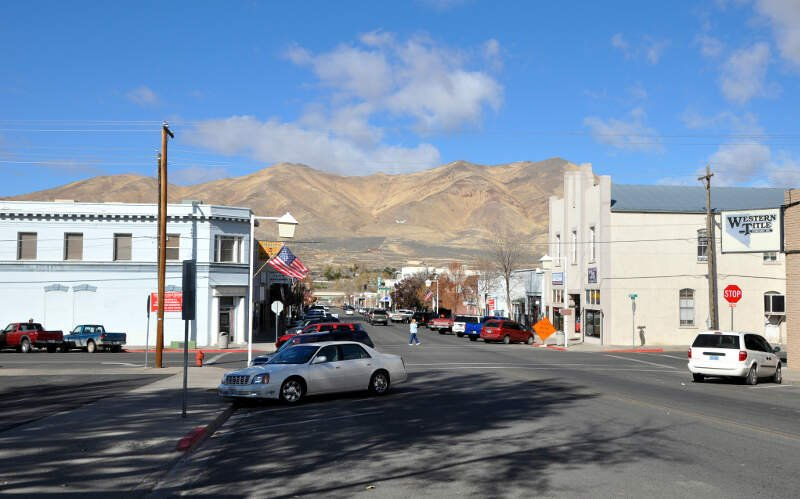 Winnemucca South Bridge Street