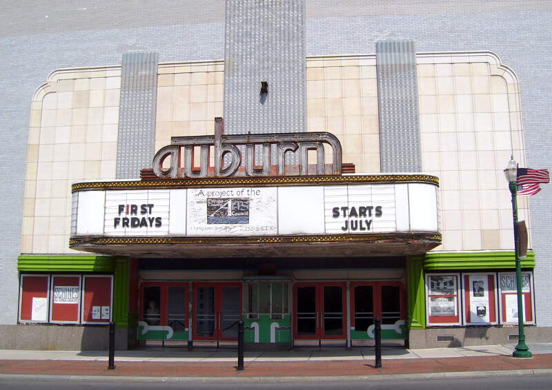 Auburn, New York
