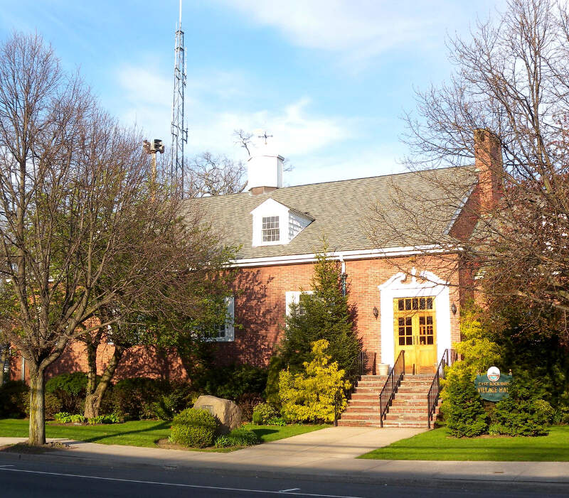 East Rockaway Village Hall Jeh