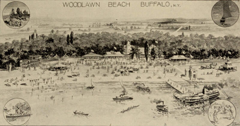 Woodlawn Beach