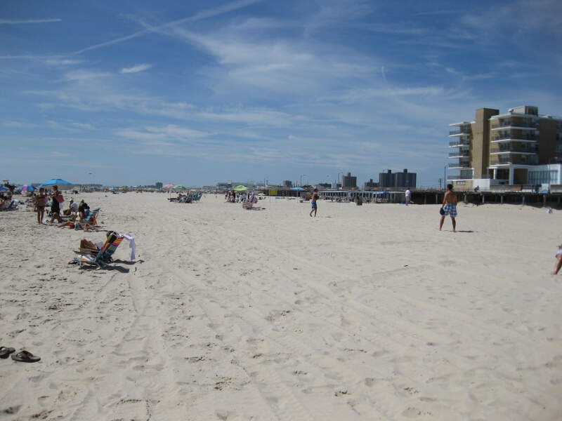 Atlantic Beach New York Beach View