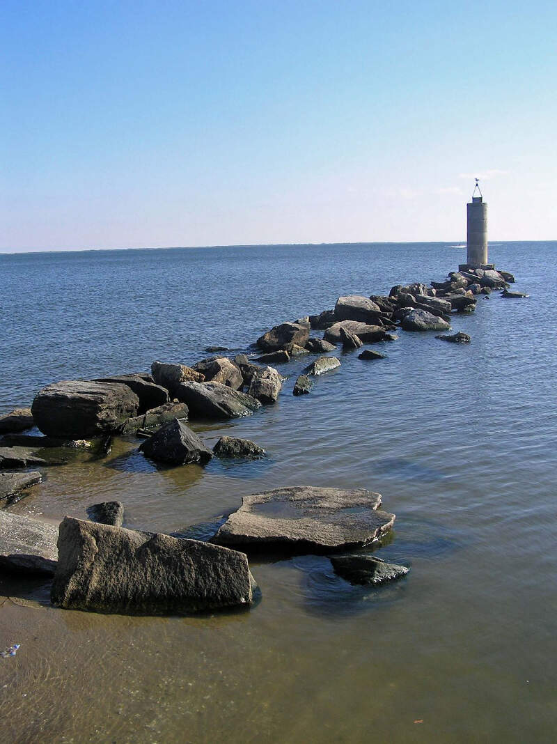 River Patchogue Bay