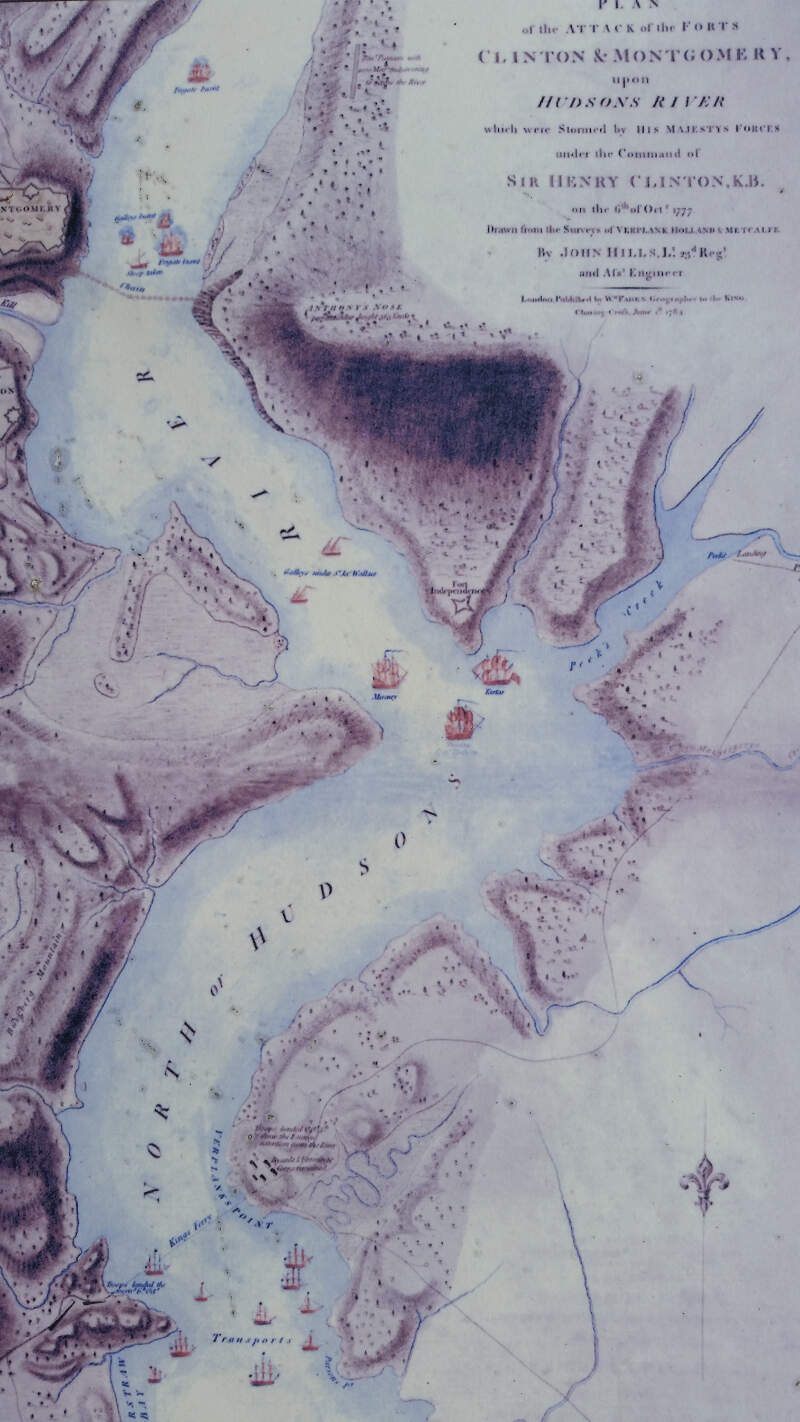 Fort Independence On The Hudson