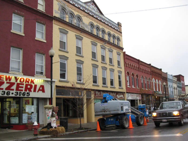 Penn Yan Historic District Oct