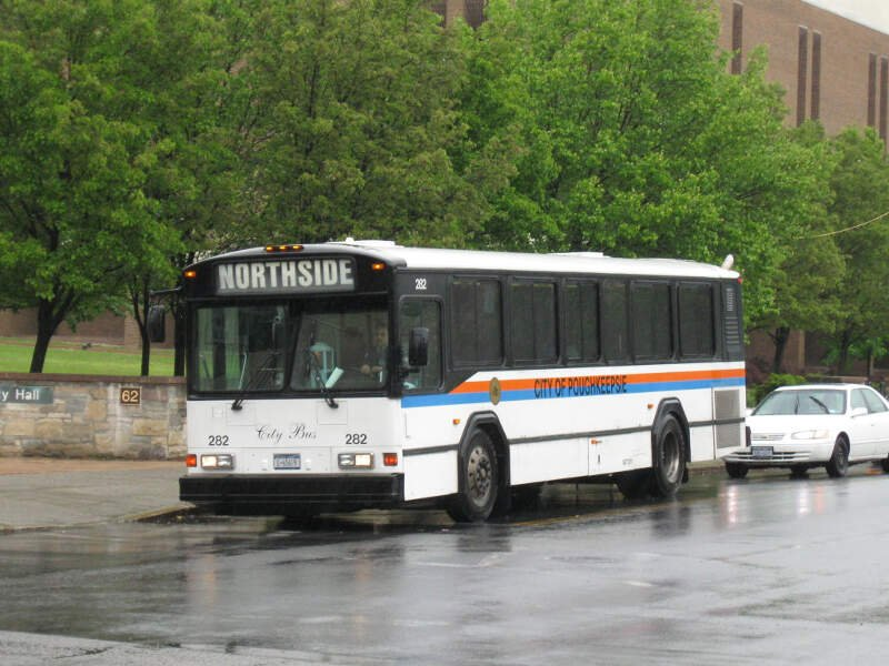 Poughkeepsie City Bus