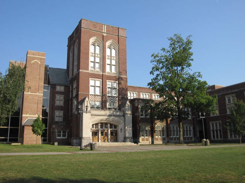 Scarsdale High School