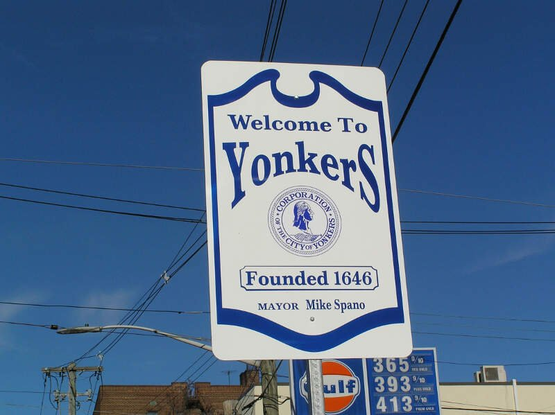 Welcome To Yonkers November