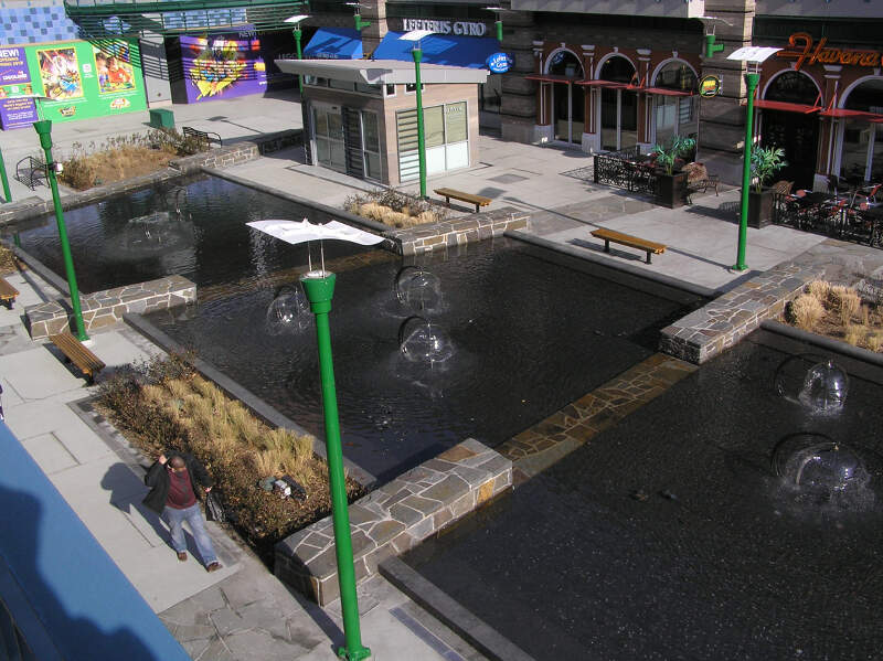 Fountains At Ridge Hill Shopping Center January