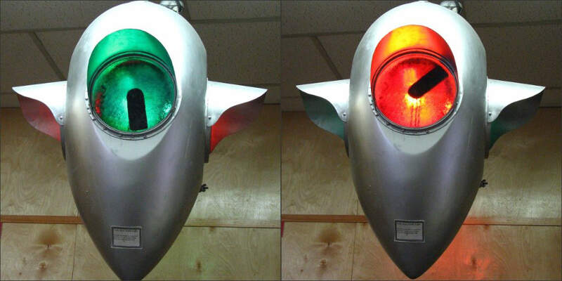One Of A Kind Traffic Light