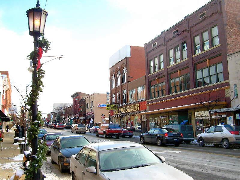 Cambridge Ohio Downtown