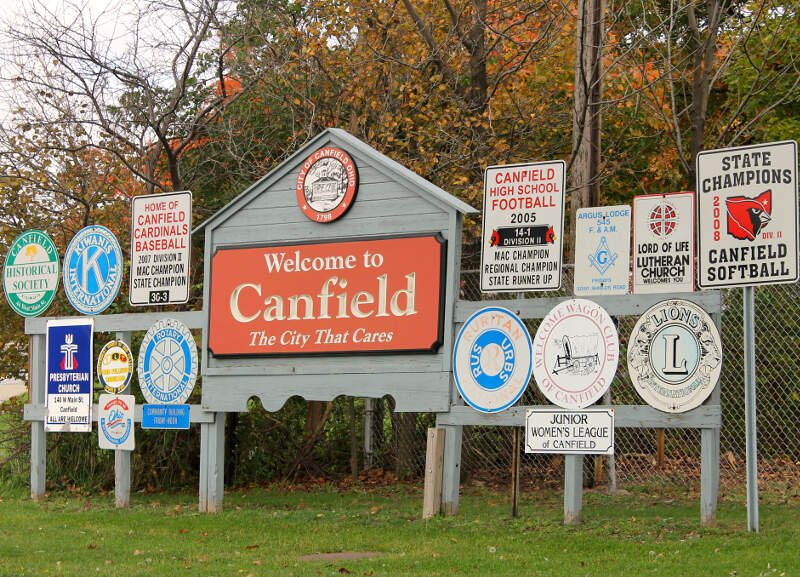 Canfield, OH