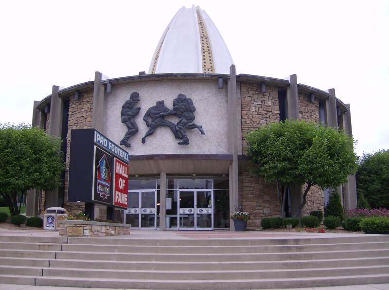 Football Hall Of Fame