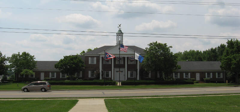Centreville Municipal Building Centerville Oh Usa