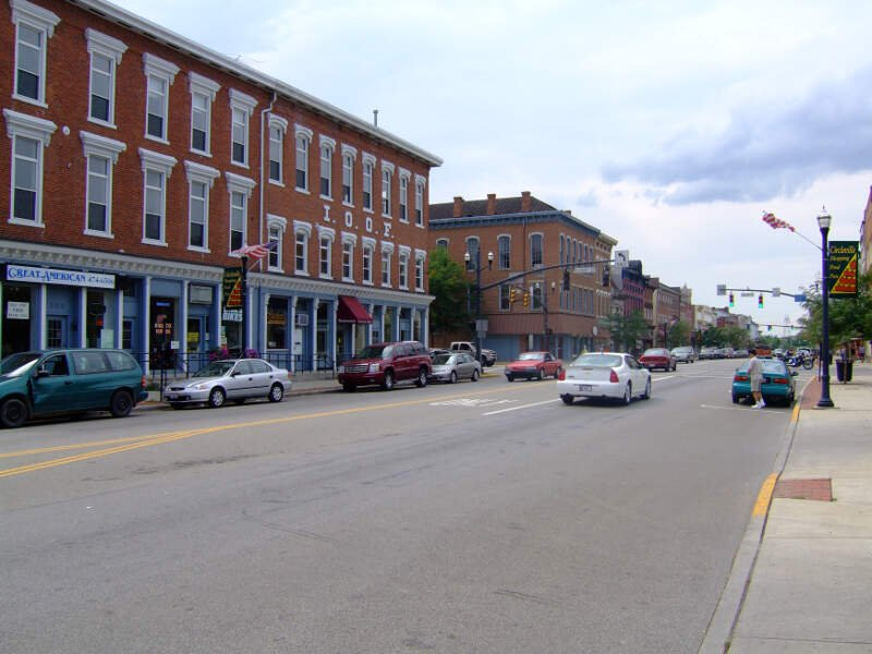 Circleville, OH