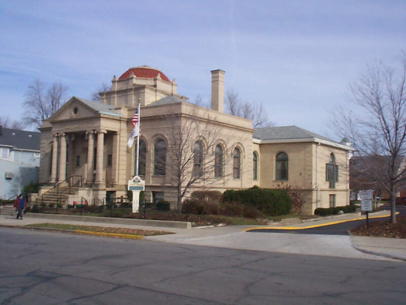Carnegie Library Galion Oh