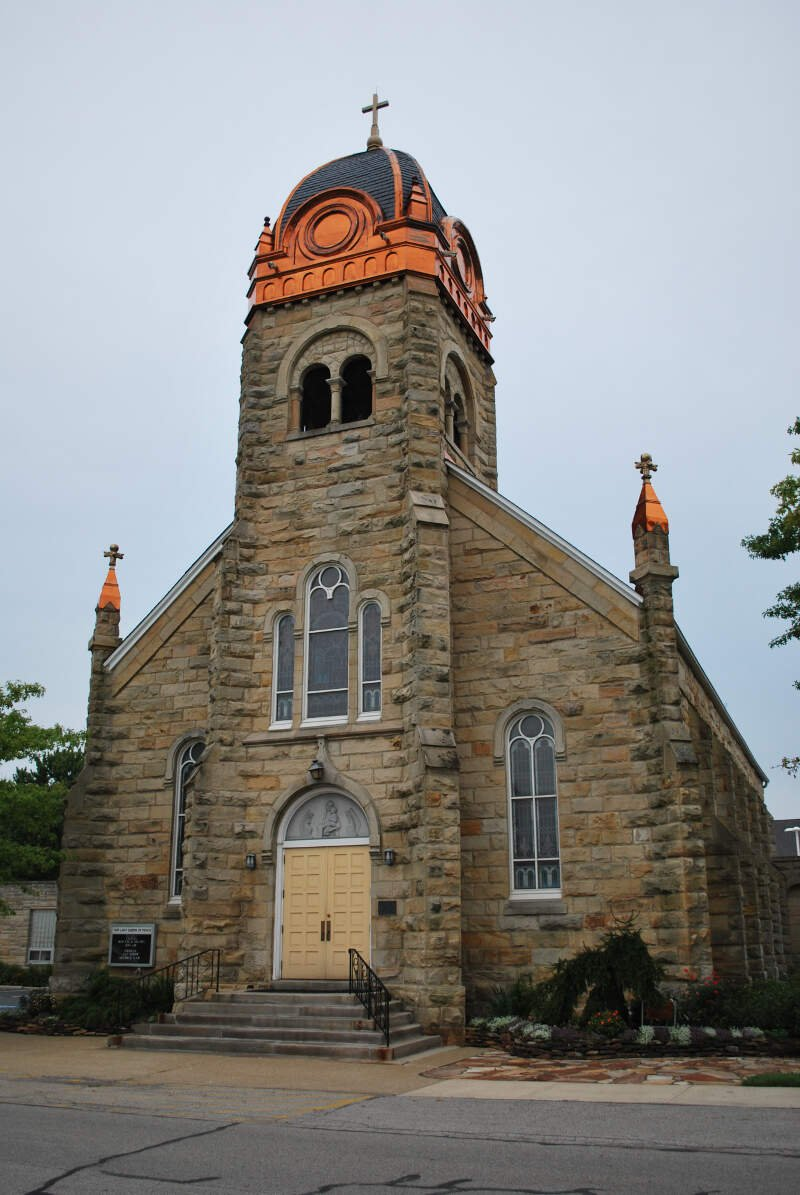 Immaculate Conception Church Grafton Oh