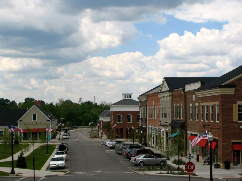 New Shopping Area Hudson Oh