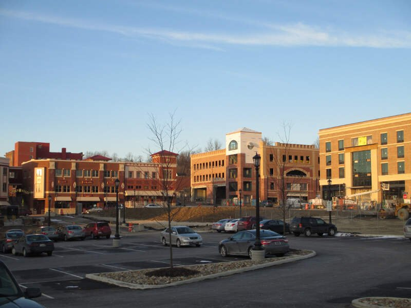 Kent Downtown Development