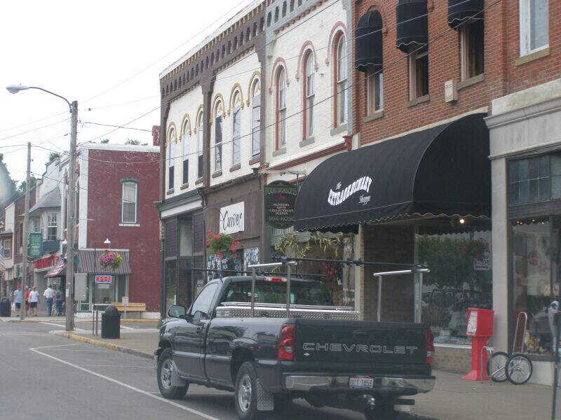 Downtown Loudonville