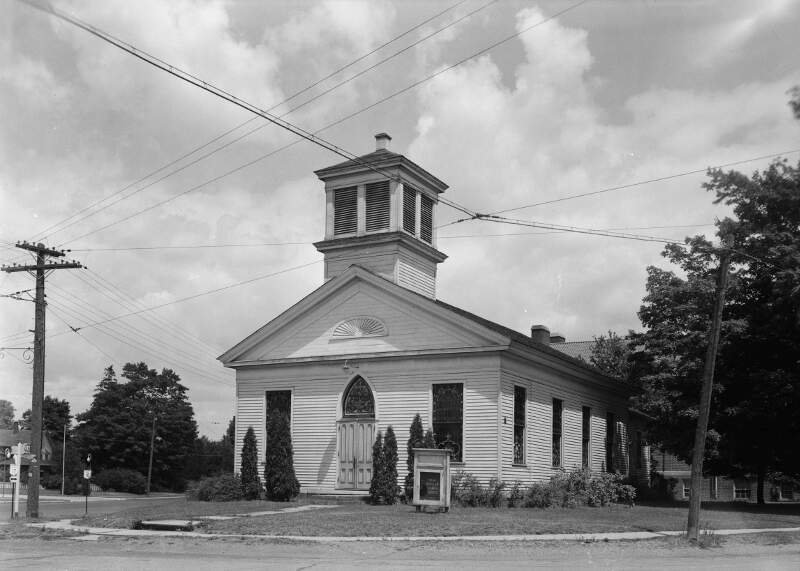 First Universalist Church Of Olmsted