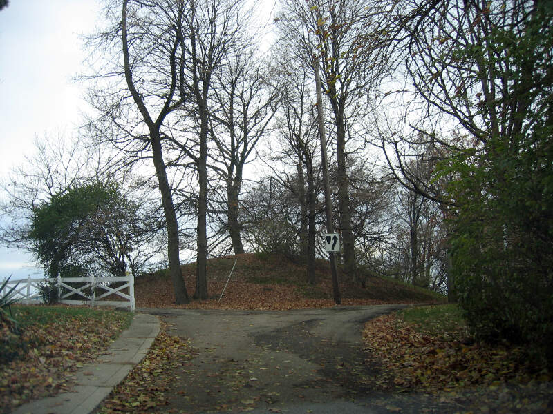 Norwood Ohio Indian Mound