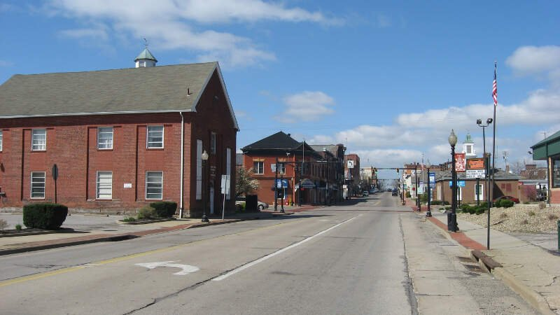 State Street In The Salem Downtown Hd