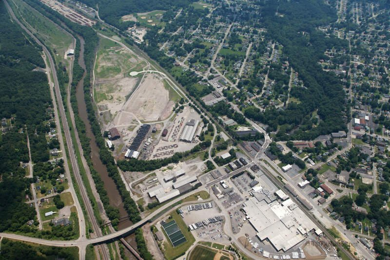 Struthers Aerial