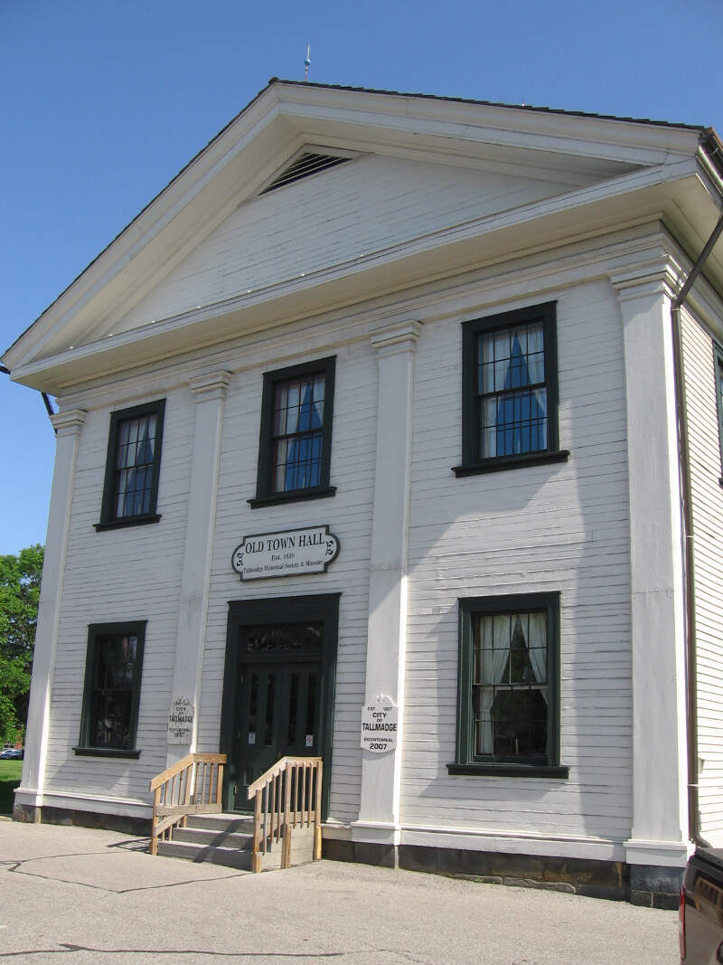 Tallmadge Old Town Hall