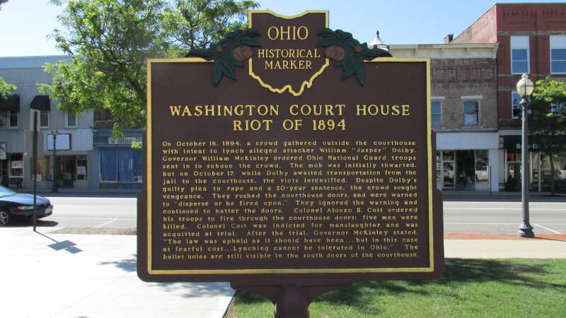 Washington Court House, Ohio