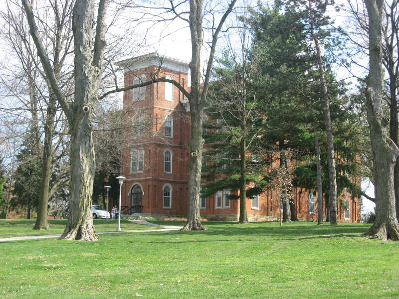 College Hall At Wilmington College