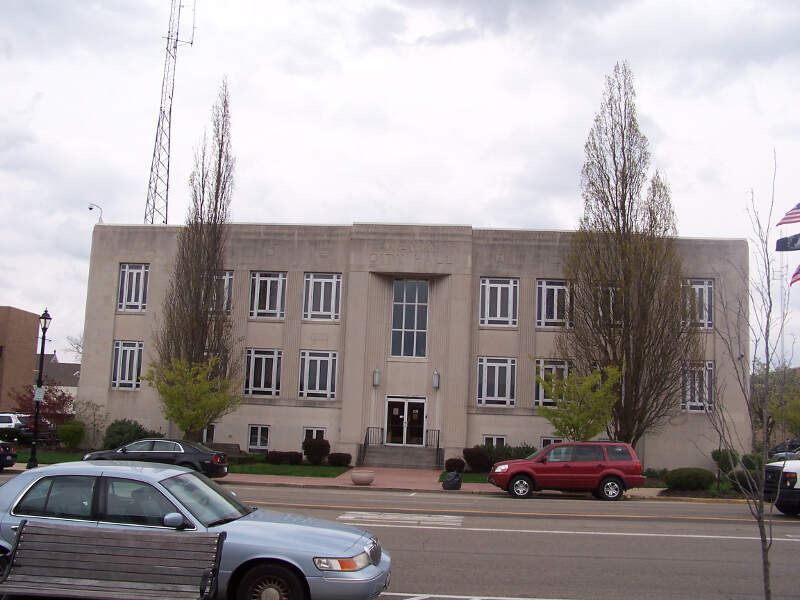 Xenia City Hall
