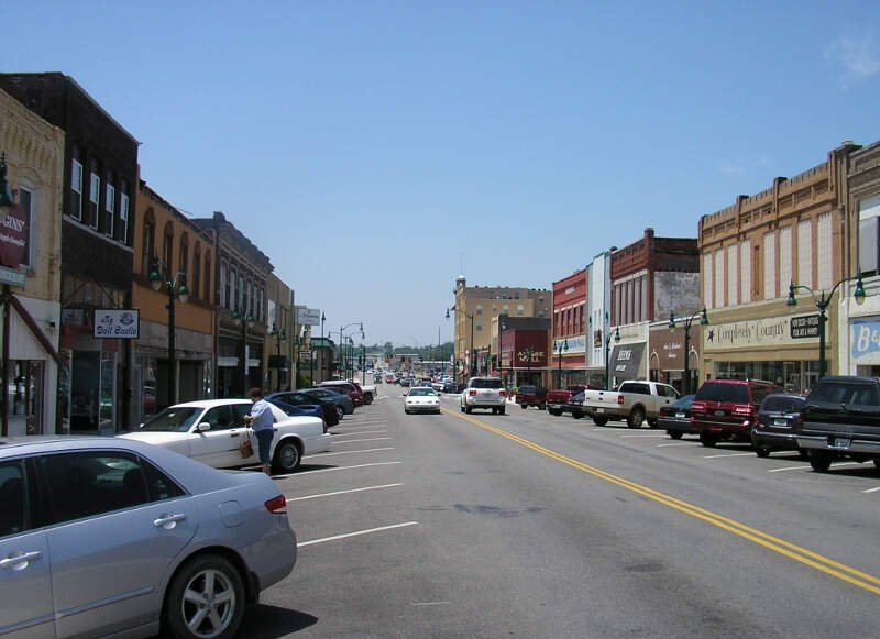 Downtownclaremore