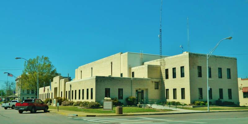 Durant City Hall