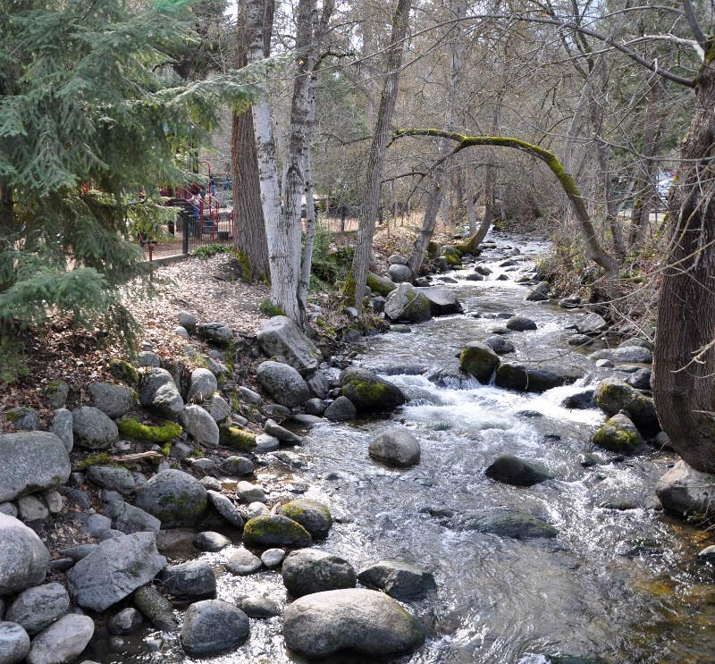 Ashland Creek Ashlandc Oregon