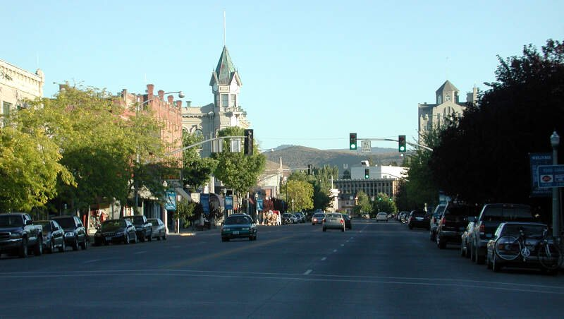 Baker City, OR