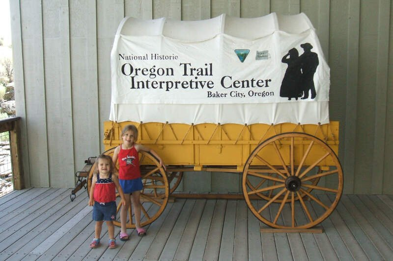 Oregon Trail Ic Baker City Or