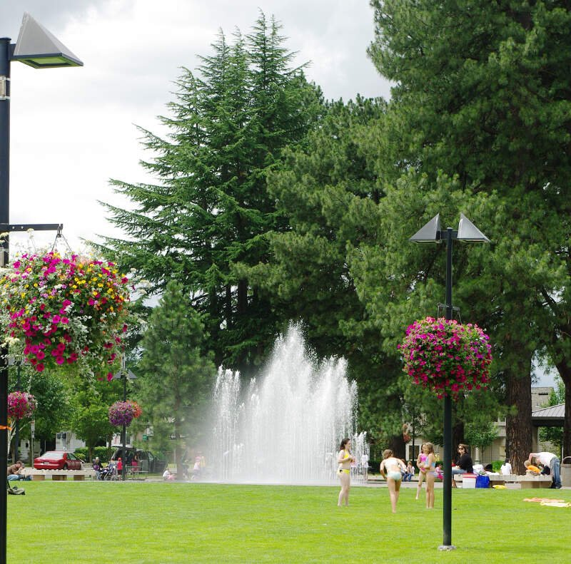 City Park Beaverton Oregon