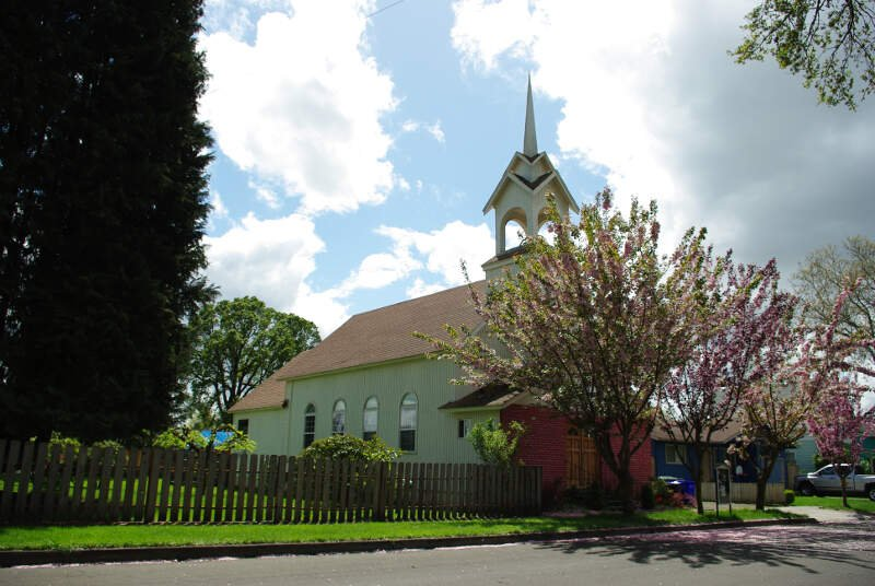 Cornelius Oregon Church