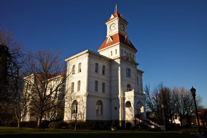 Benton County Courthouse Greg Keene