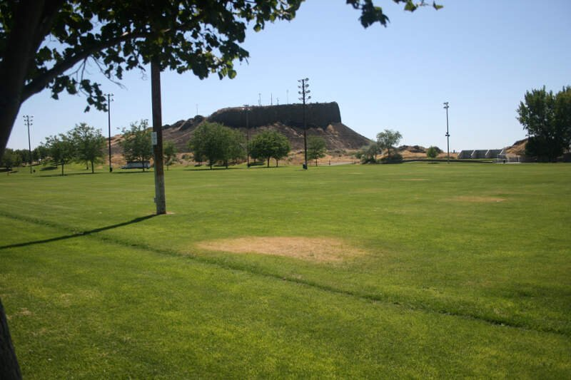 Hermiston   Butte Park   July